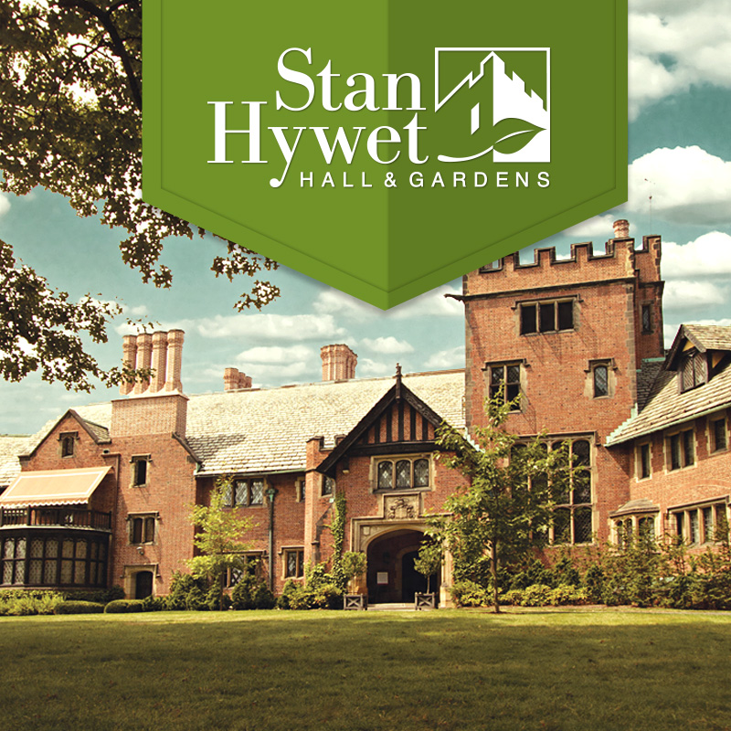 Stan Hywet Hall & Gardens Website Design & Development | TRIAD