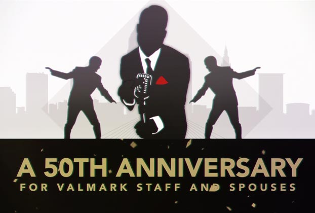 Valmark securities 50th anniversary invitation video triad project details stopboris Images